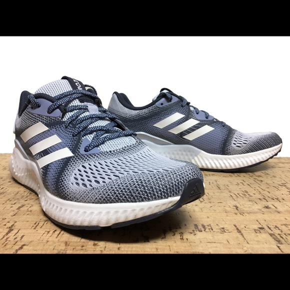 8d1cca77ea6 Adidas Aerobounce Athletic Running Shoes Women 7.5